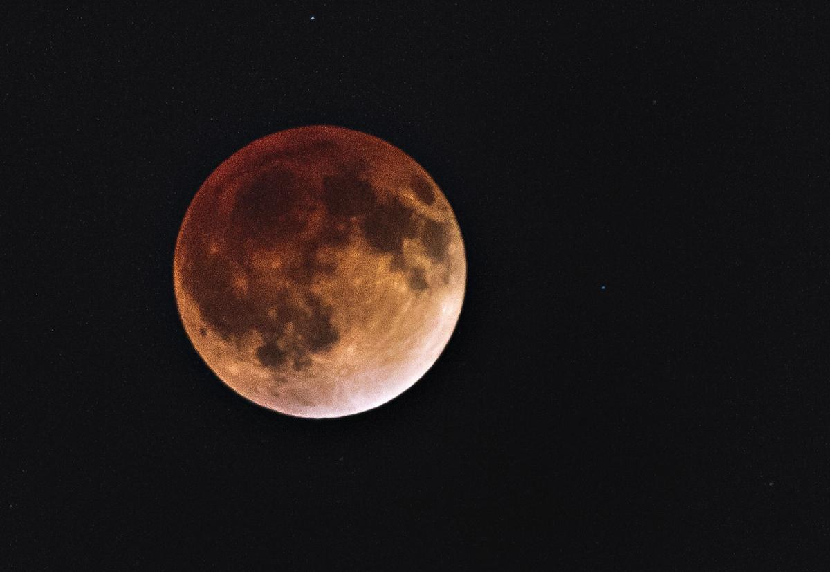 Blood Moon Lunar Eclipse Will Be Visible Next Week Local News