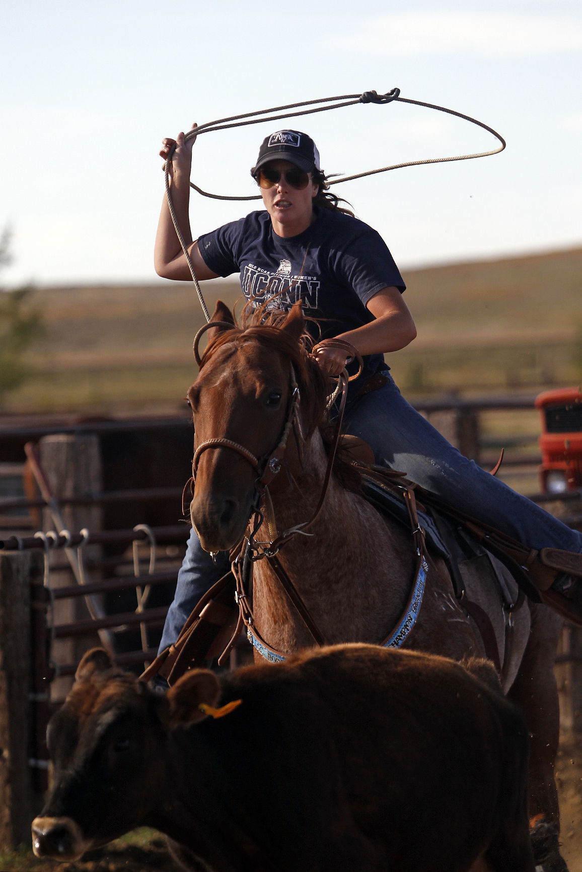 how to get on a college rodeo team