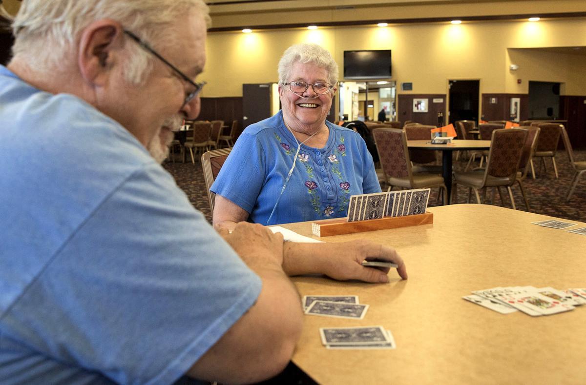 Senior Center games