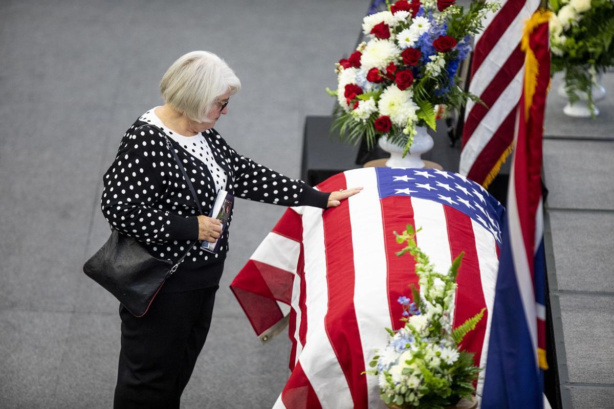 Enzi funeral