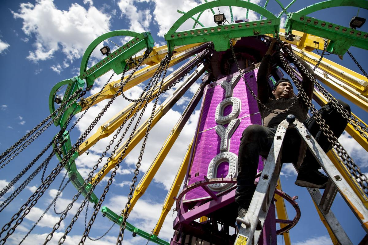 Roughriders carnival