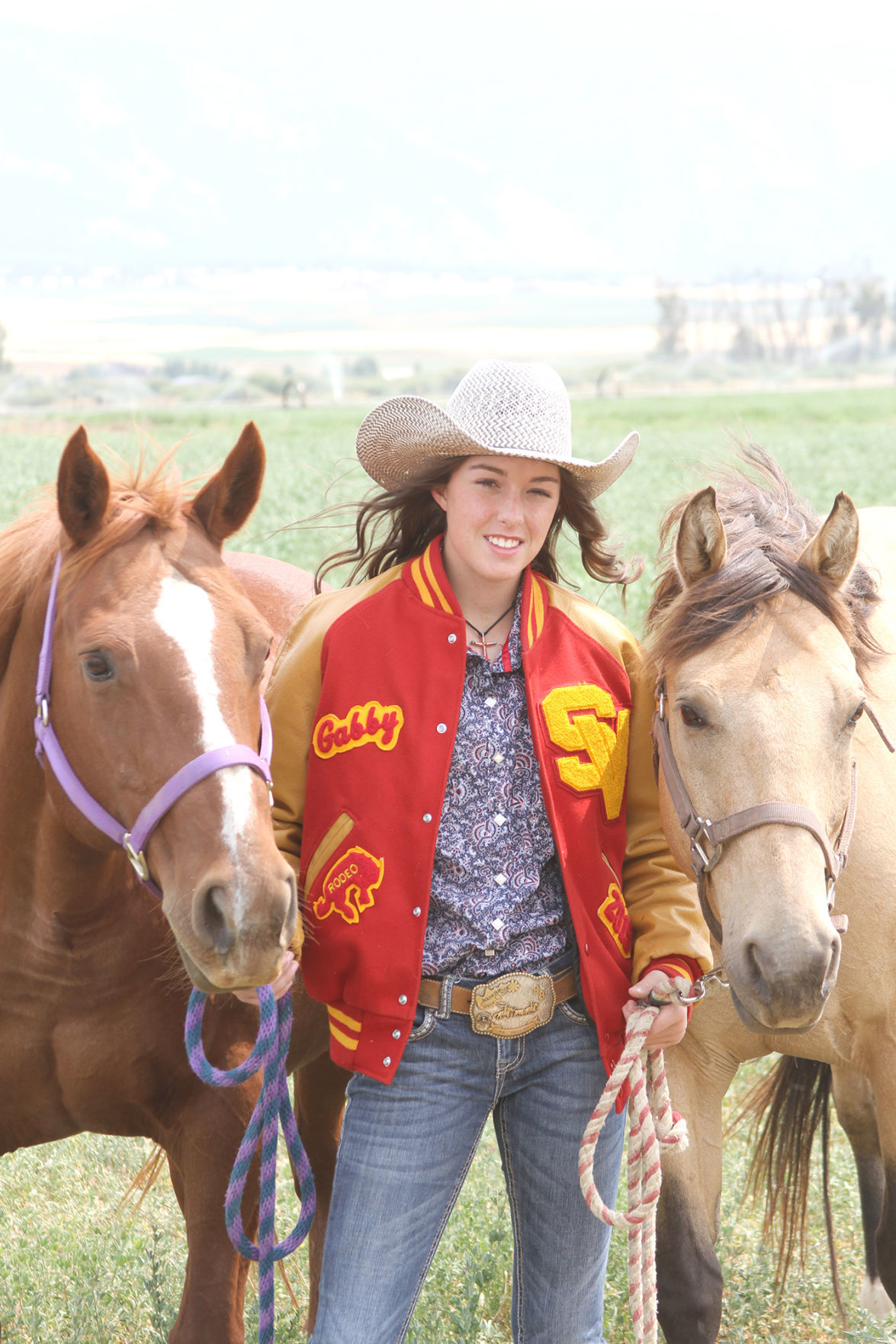 Star Valley Twins Make Rodeo Letter Possible High School