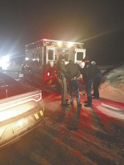 Sub-zero temperatures force fugitive out of hiding | Wyoming