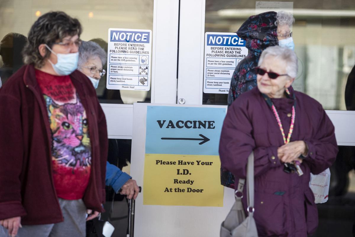 Senior Center vaccine