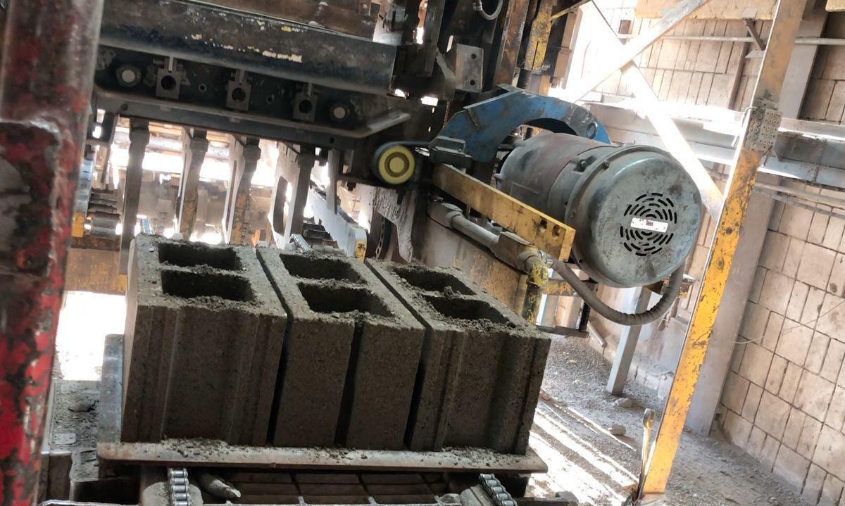 CarbonBuilt production