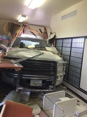 Rozet Post Office crash