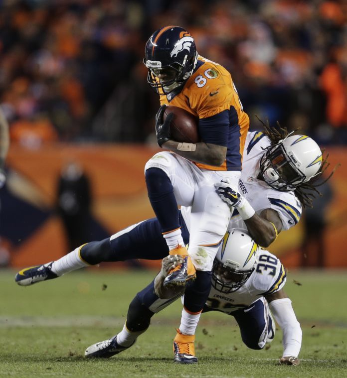 San Diego Chargers Defence: Bronco Hold On To Edge The Chargers In Divisional