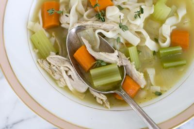 Eat This Chicken Soup