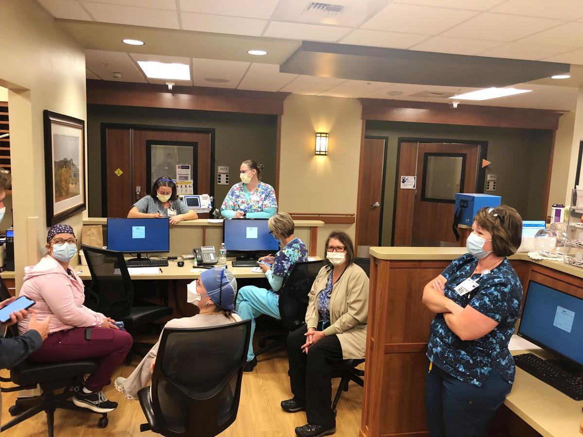 Billings Clinic ICU