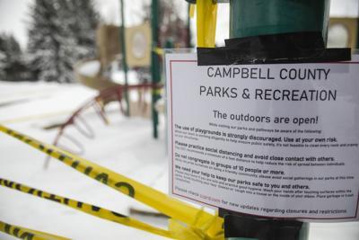 Corona Park Closure