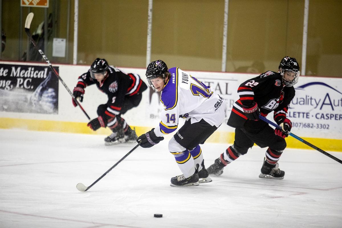 Wild hockey