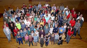 Meeteetse school 'just one big family'