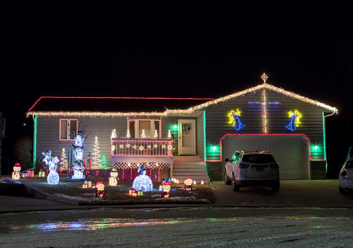 Christmas Lights Contest