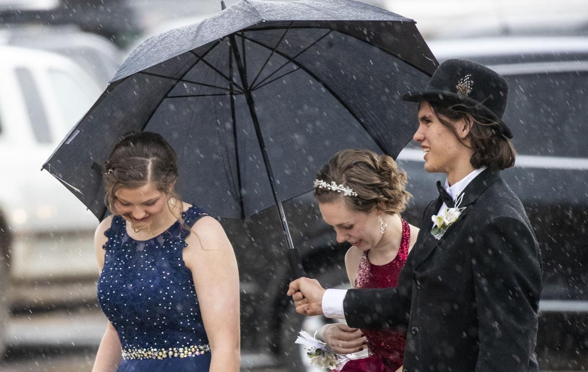 Thunder Basin High School prom