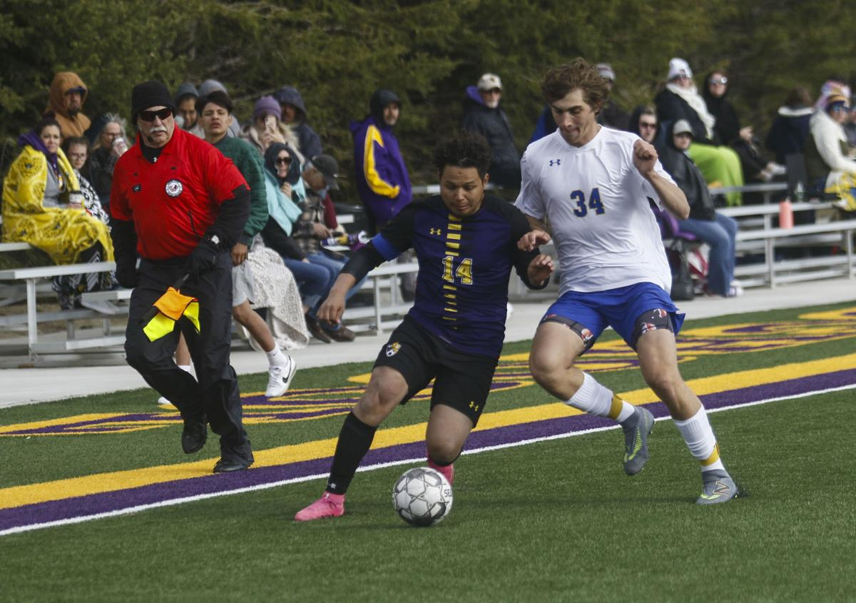 CCHS boys soccer vs Sheridan