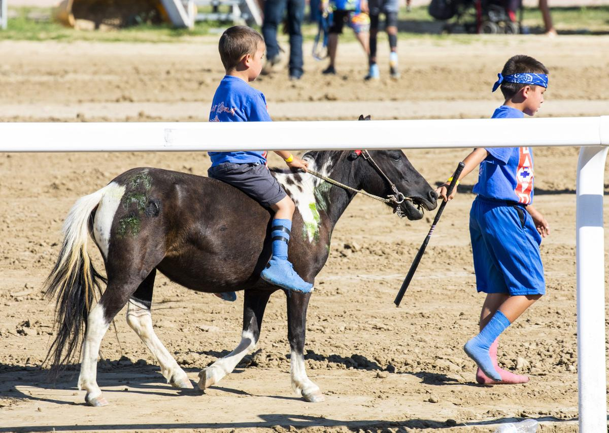 Indian Relay Races