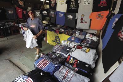Trump store