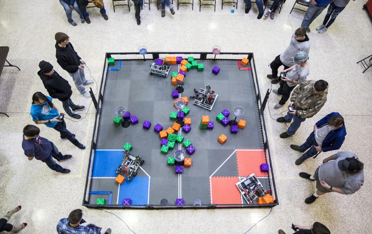 High School Robotics