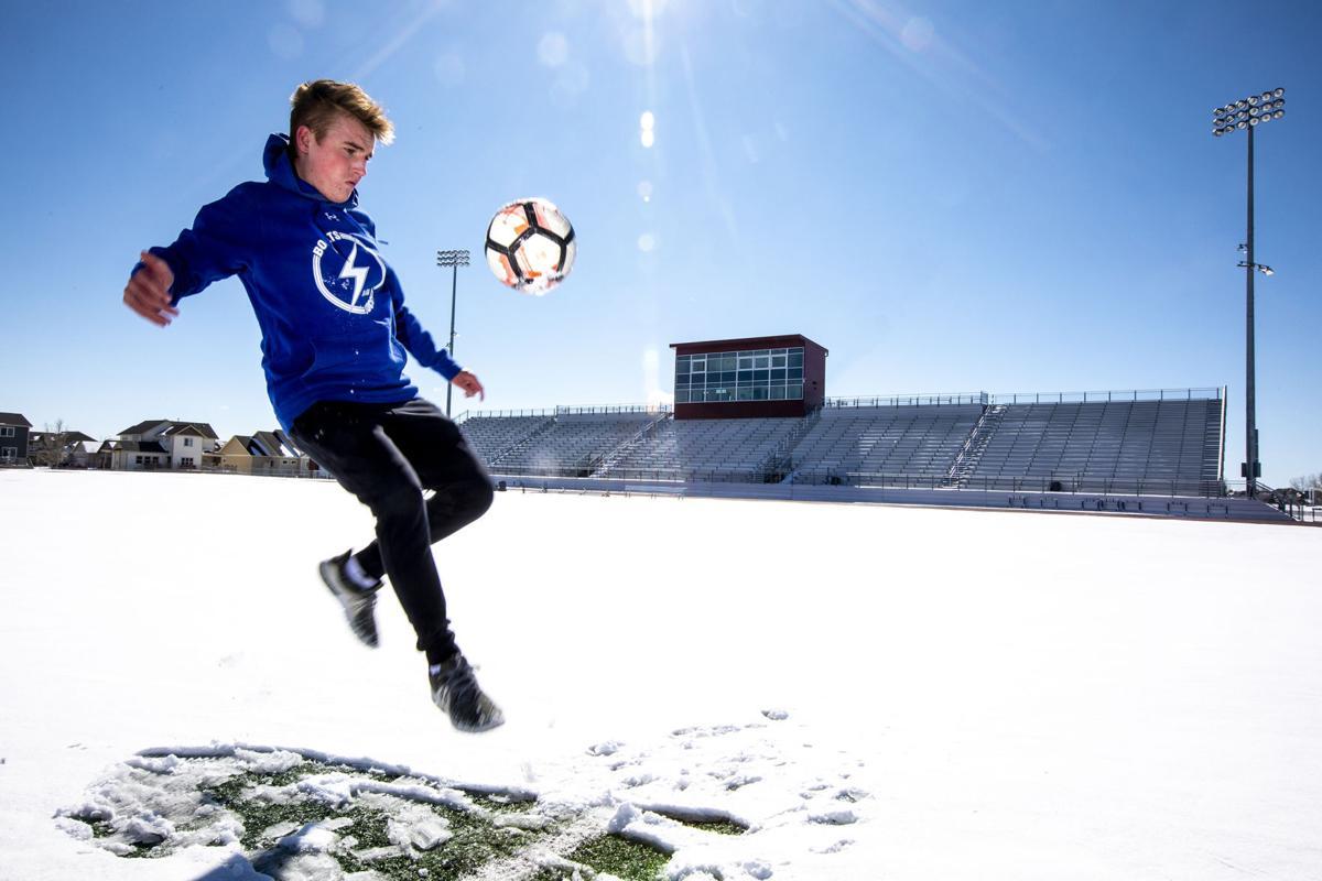 Kolby Hayes kick