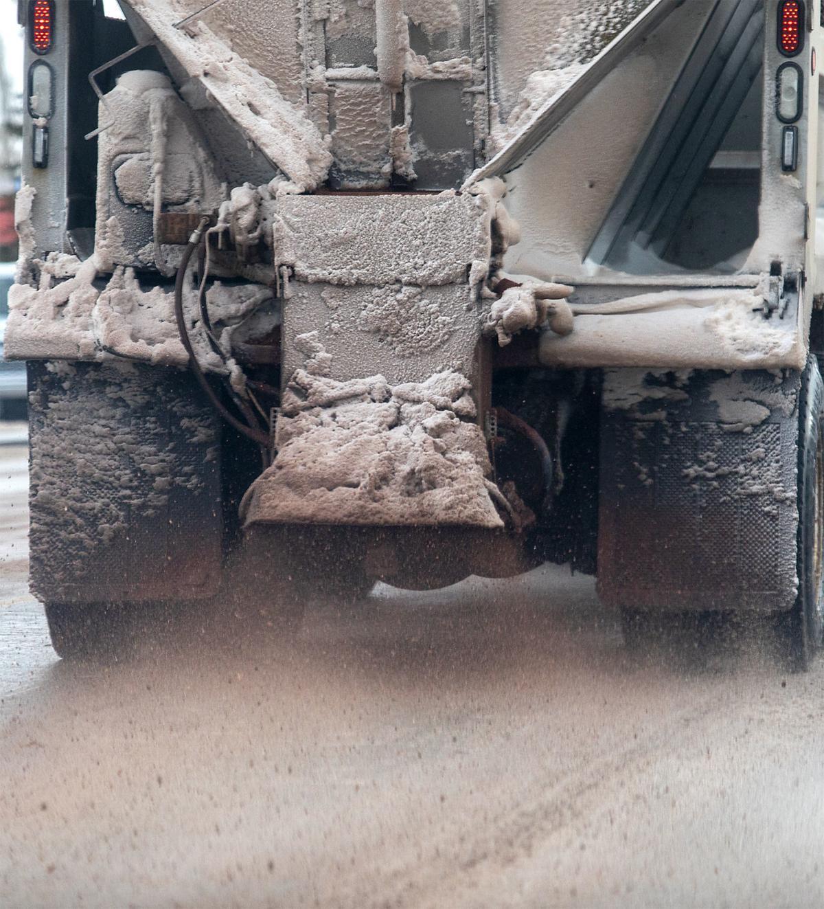 Stree plow