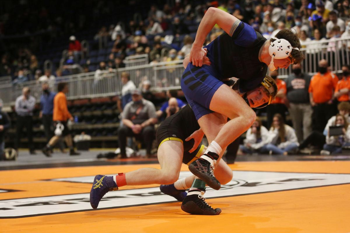 Class 4a State Wrestling Championships
