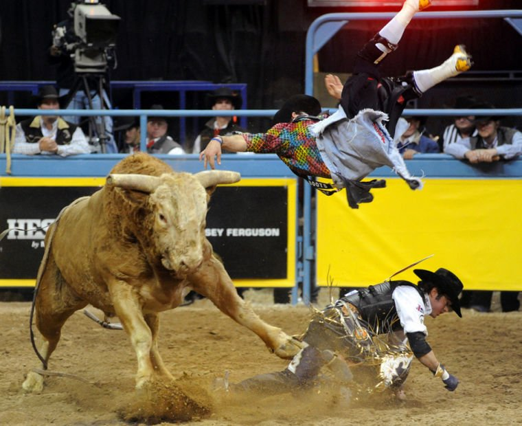 In Bullfighting Dusty Tuckness Is Simply The Best