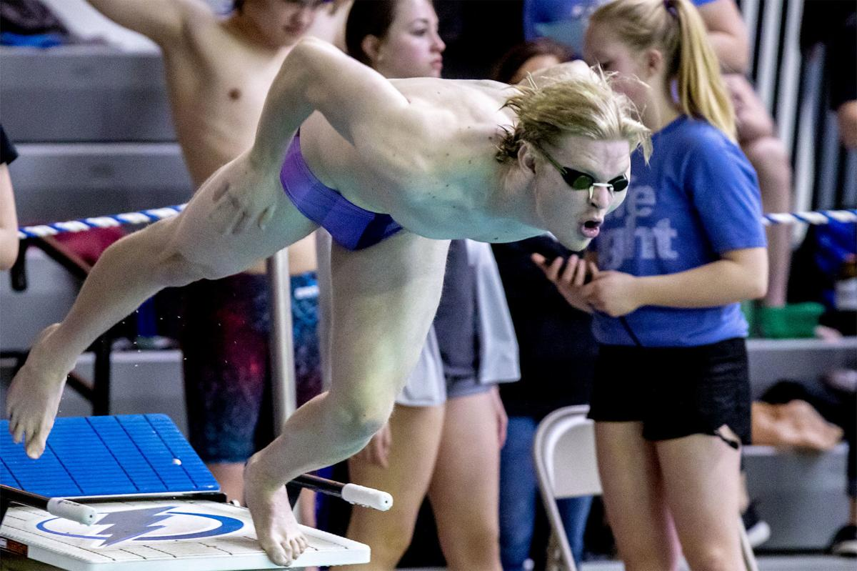 Conference Swimming