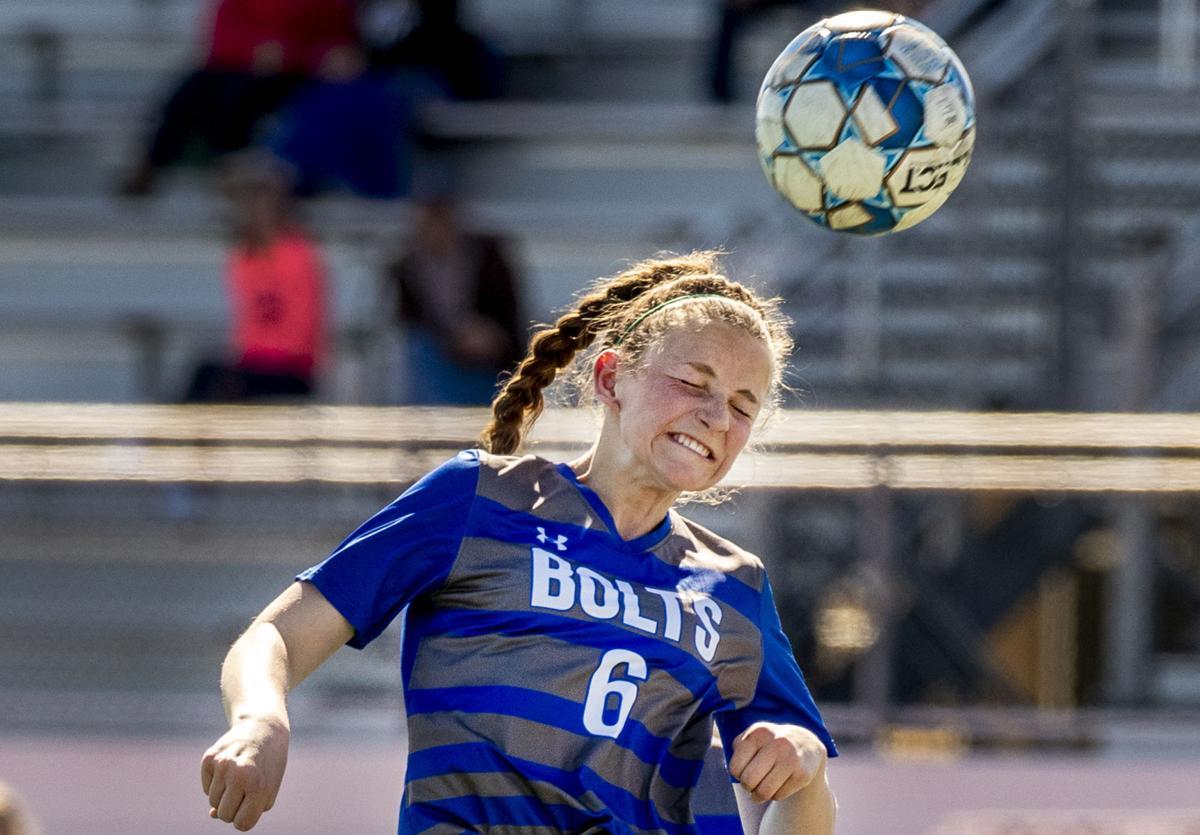 Thunder Basin High School girls soccer