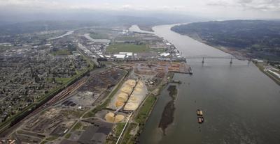 Coal Export Washington