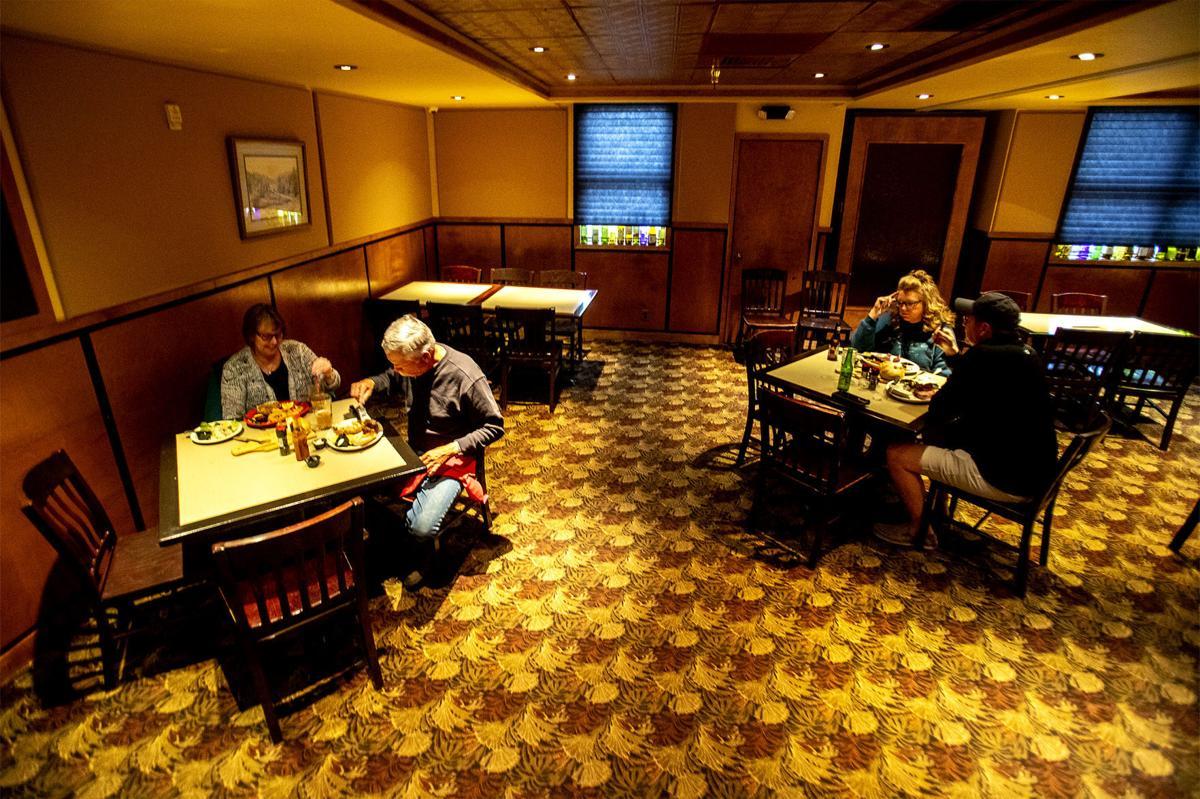 Restaurants open