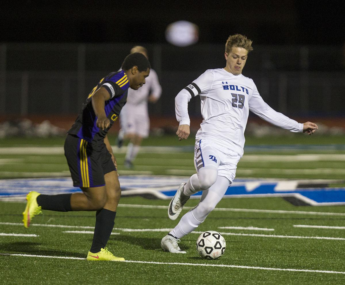 Stalemate, then a surge: Bolts top Camel boys 3-0 | High