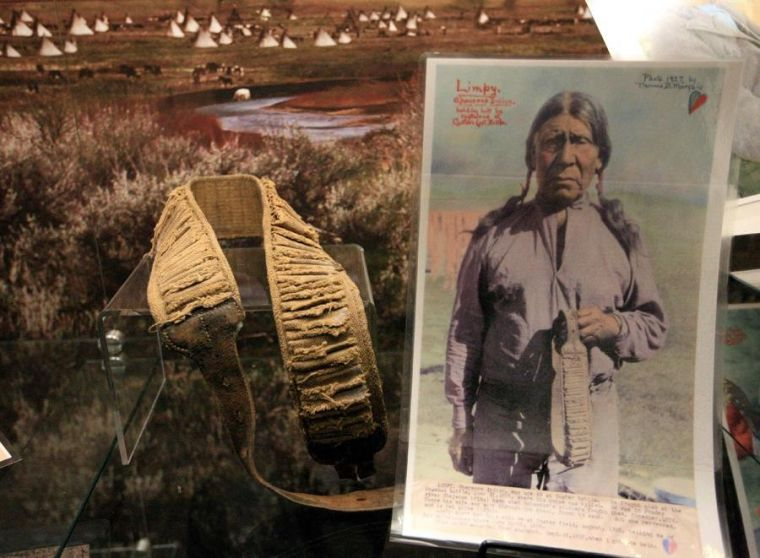 Relics From Little Bighorn Battle On Display News
