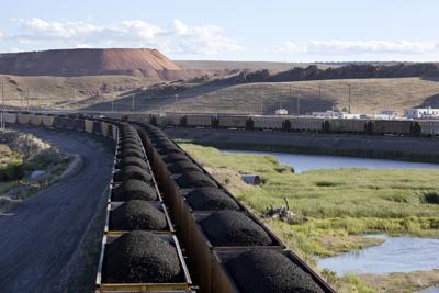 NARM coal train