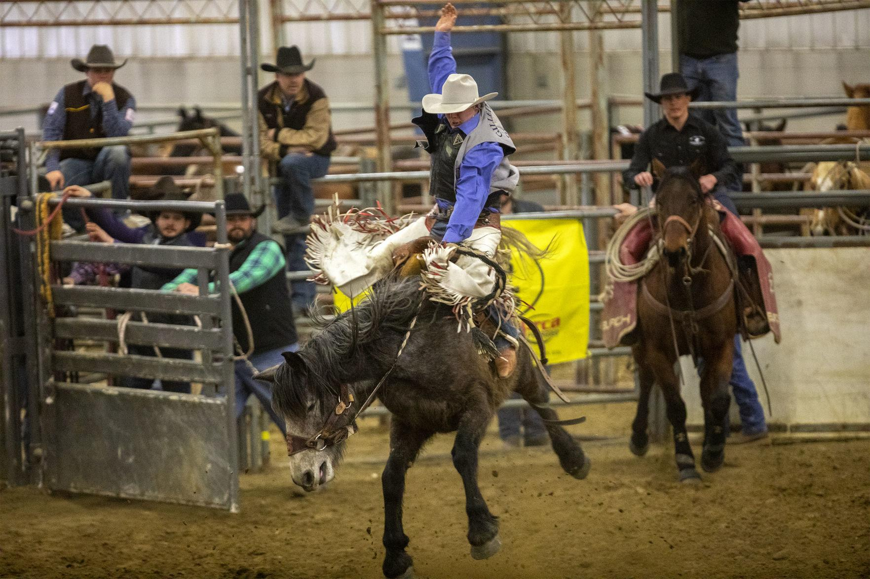 Gillette College rodeo