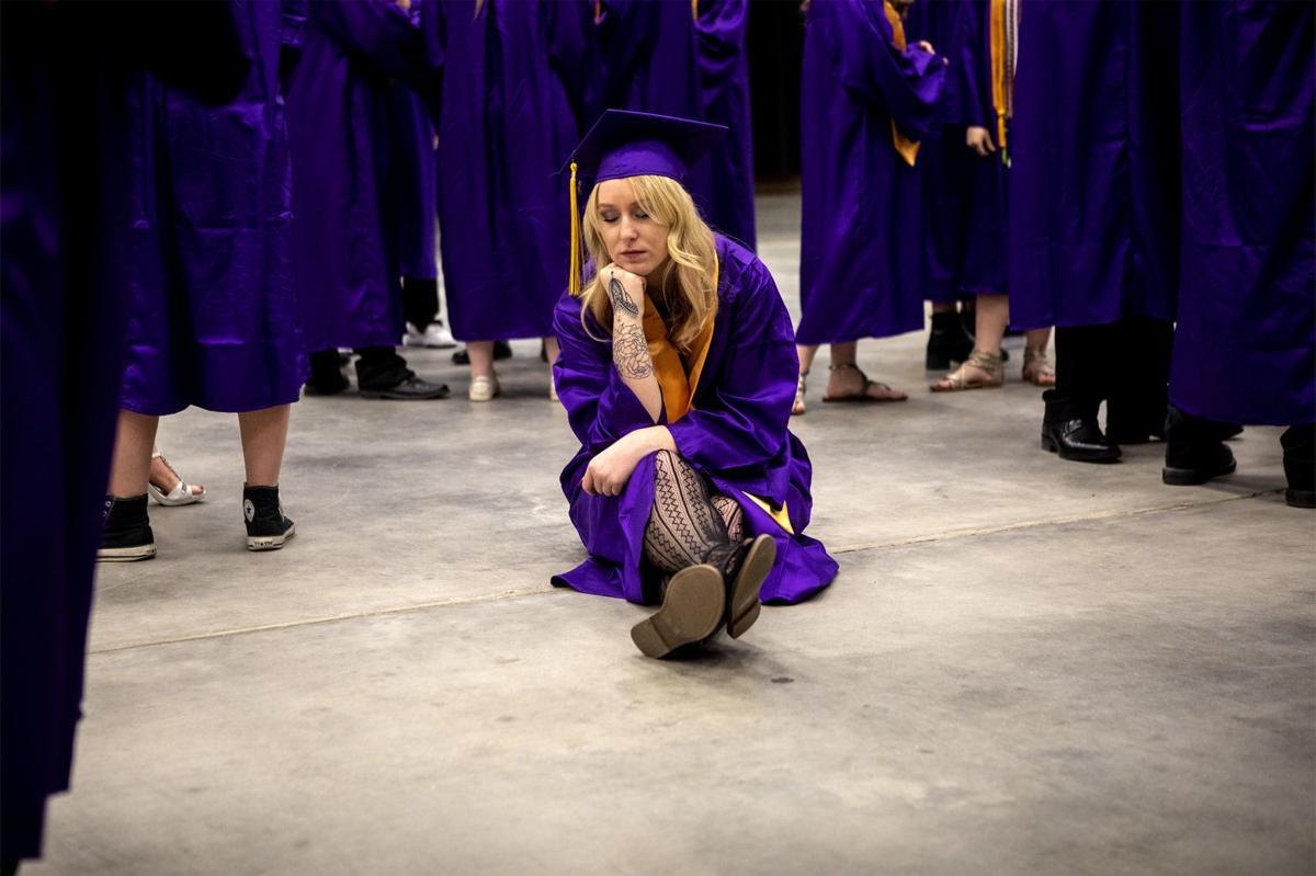 CCHS graduation