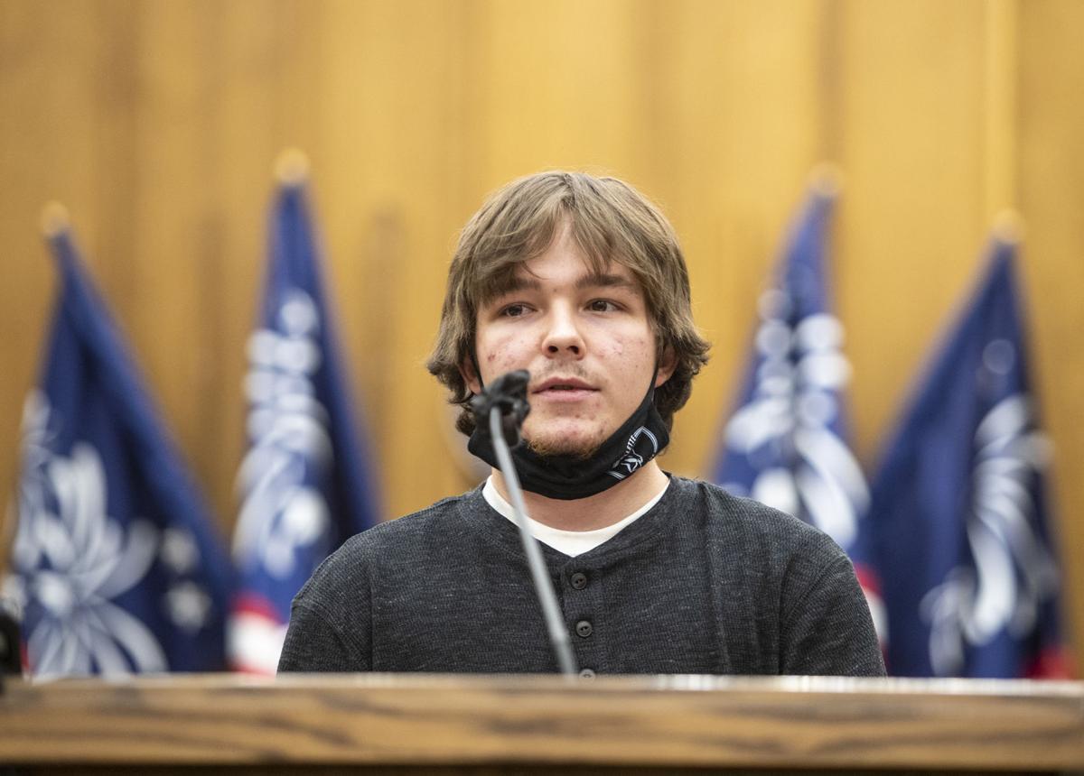 Chase Farmer juvenile drug court