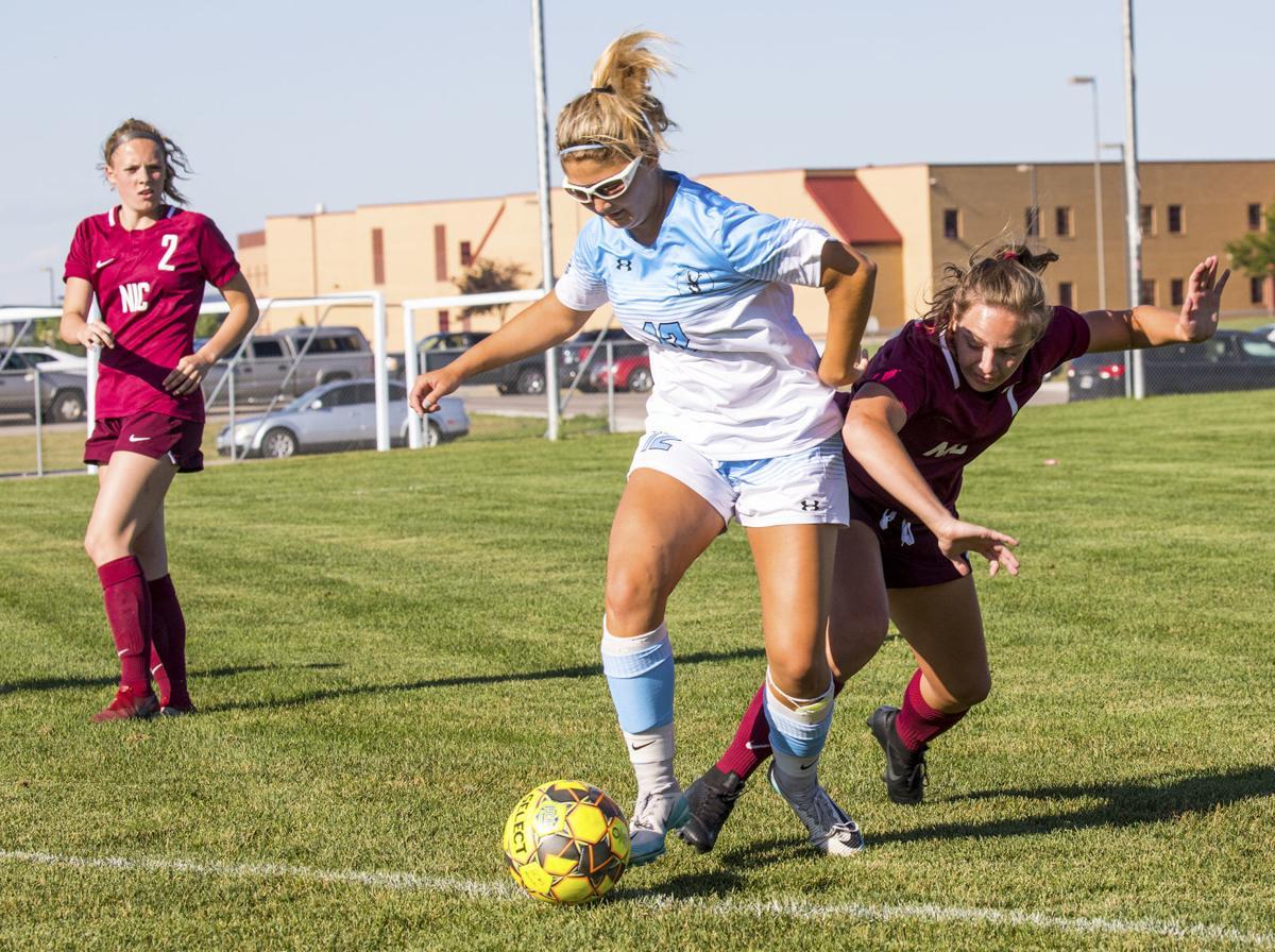 Pronghorns Women's soccer