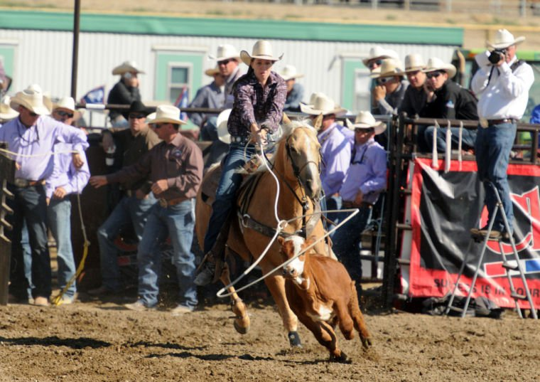 National High School Finals Rodeo Results Sports