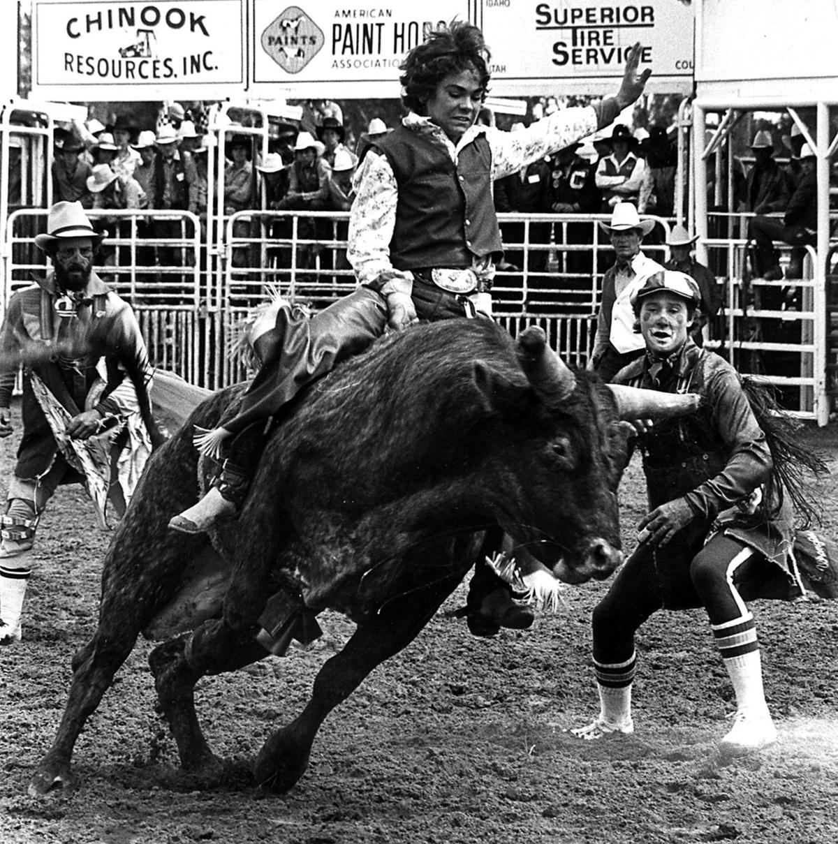 From Its Very Beginnings The National High School Rodeo