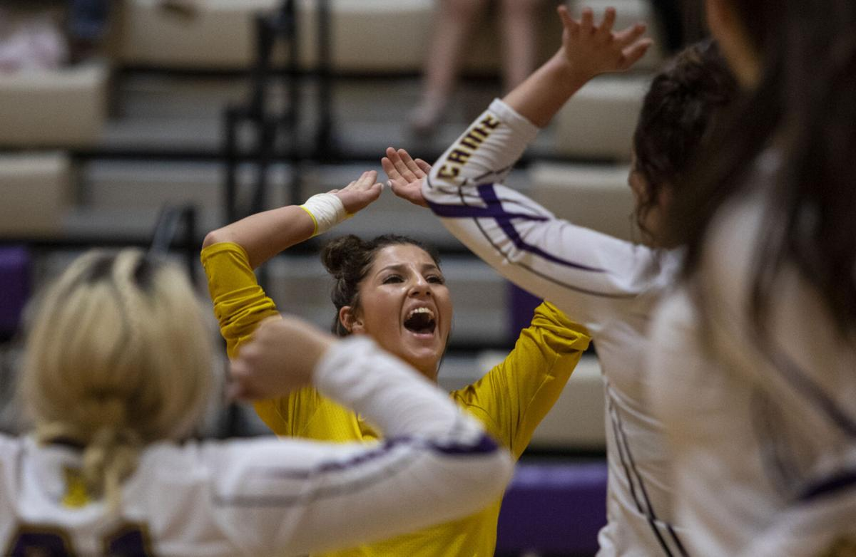 CCHS volleyball