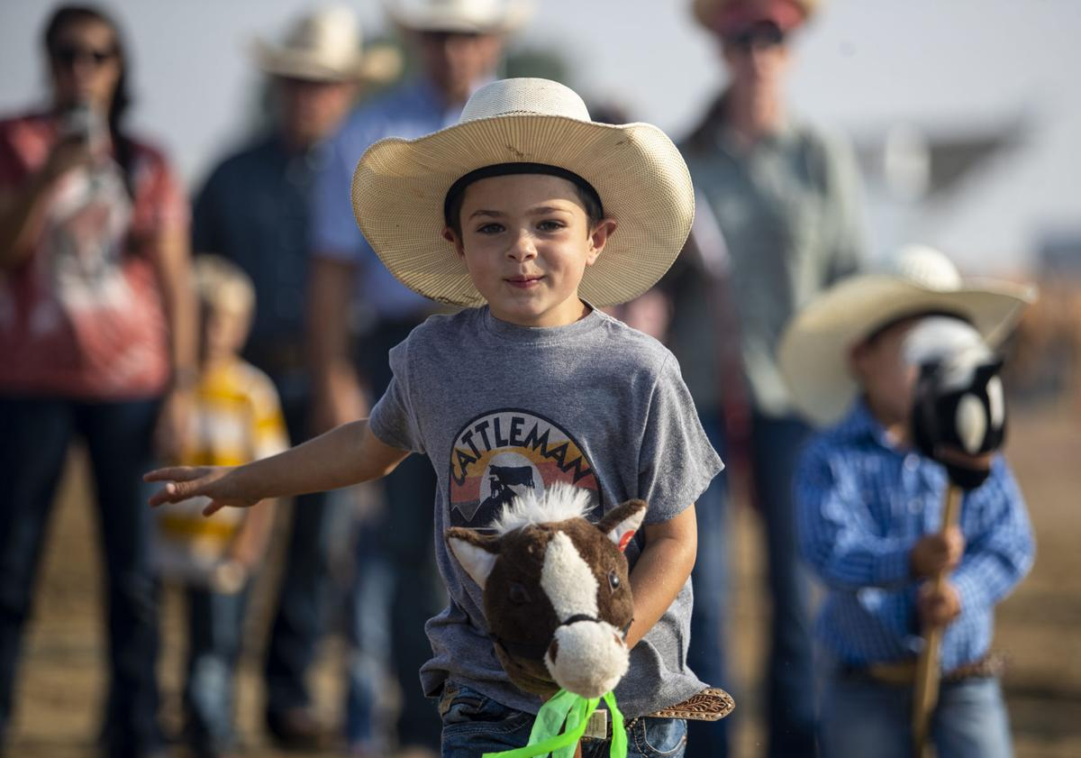 Betty Hough Memorial Youth Rodeo