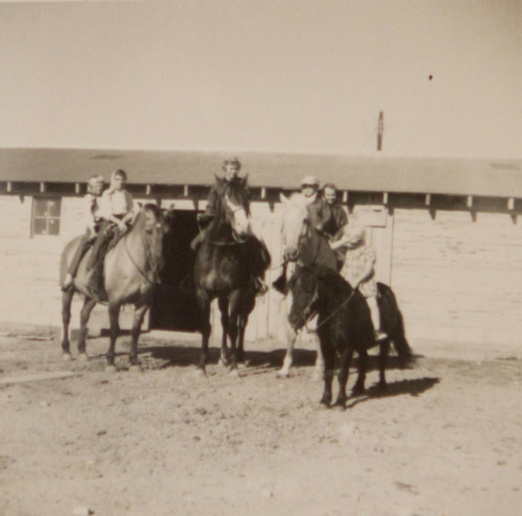 Campbell County Historic Ranches: Mills Ranches | Archives