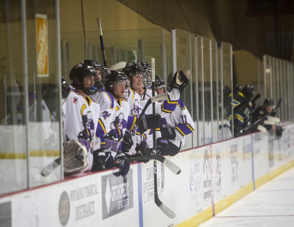 Wild Hockey vs Sheridan
