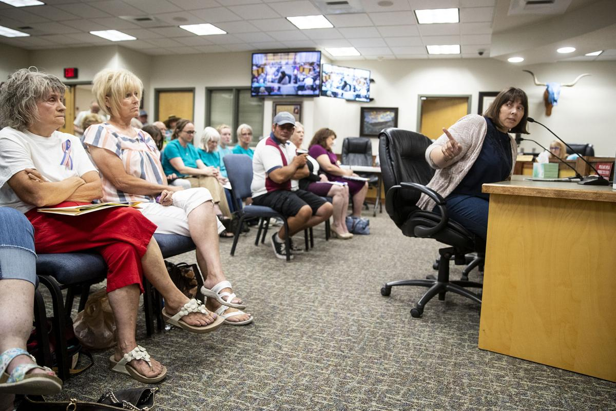 Commissioners address LGBTQ issues