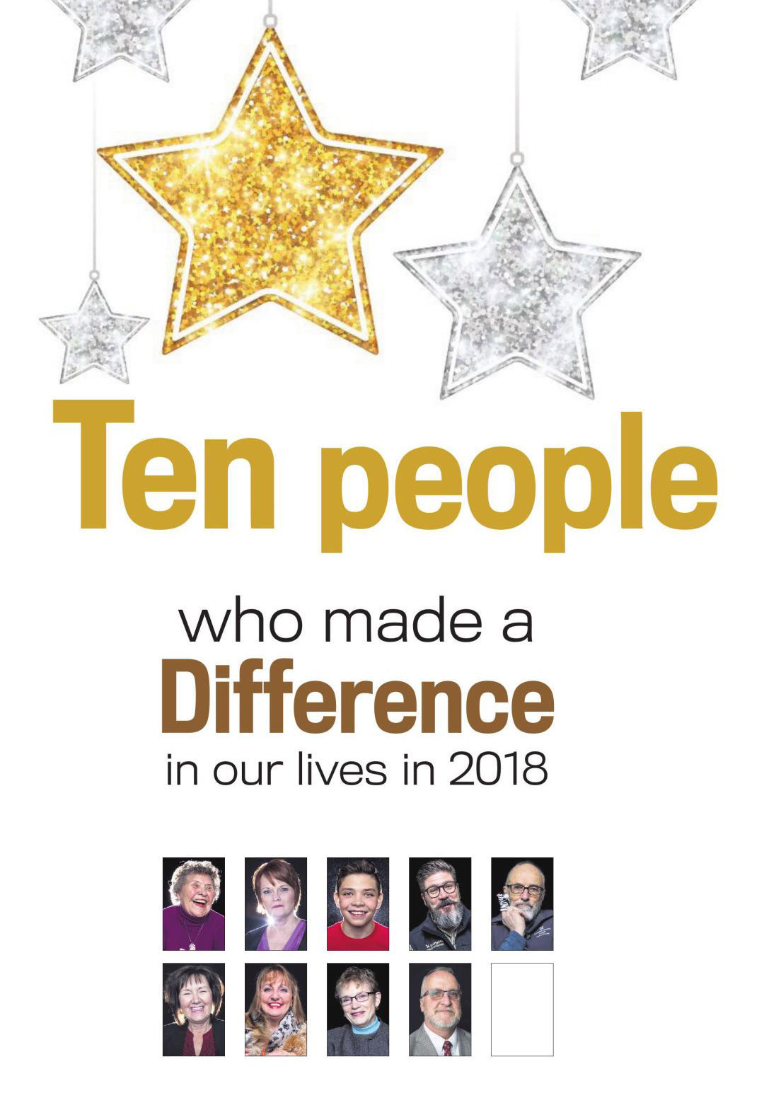 2018 Ten Who Made A Difference