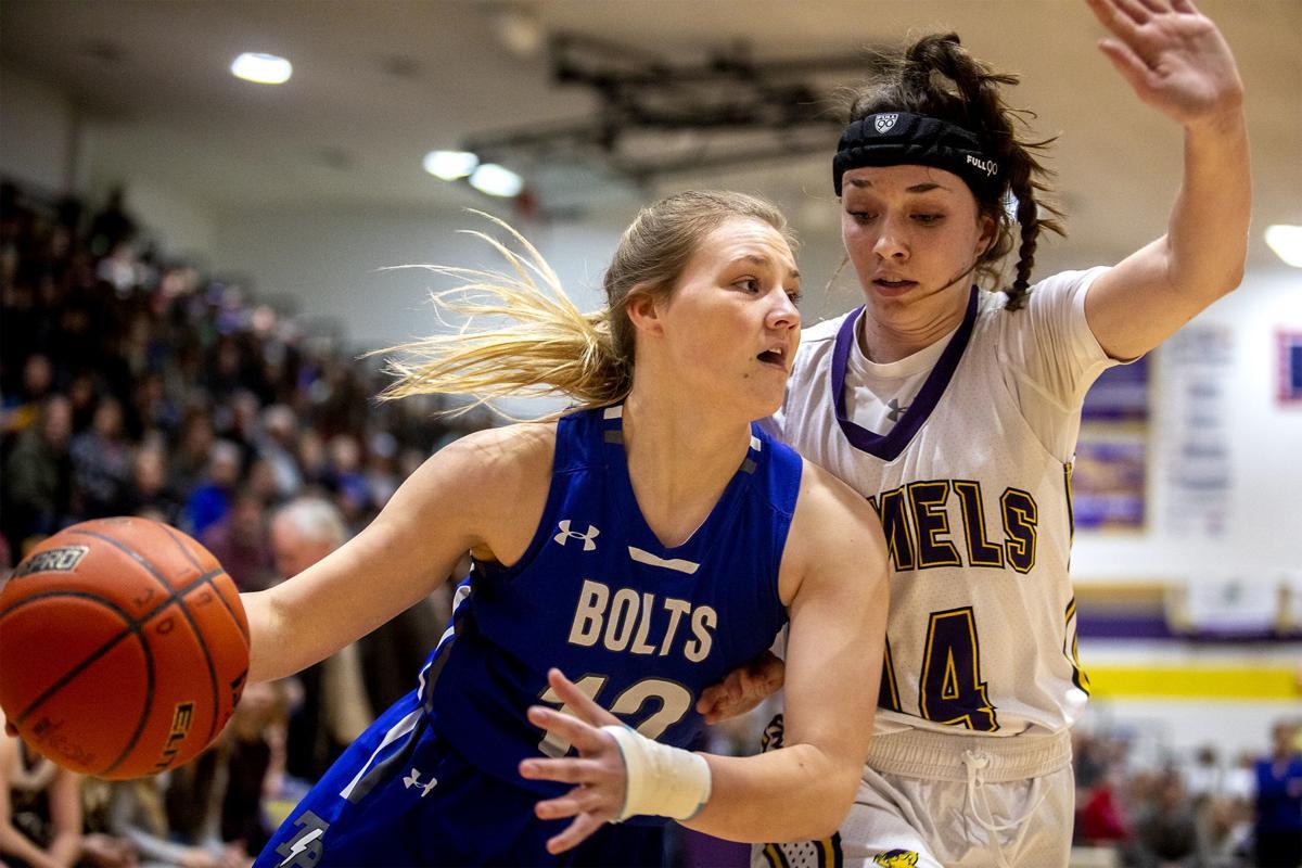 Girls Bolts Vs Cheyenne Schools