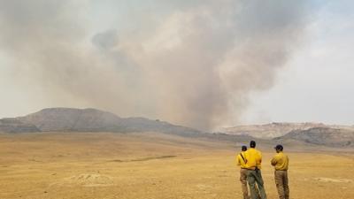 Deer Creek 2 Fire