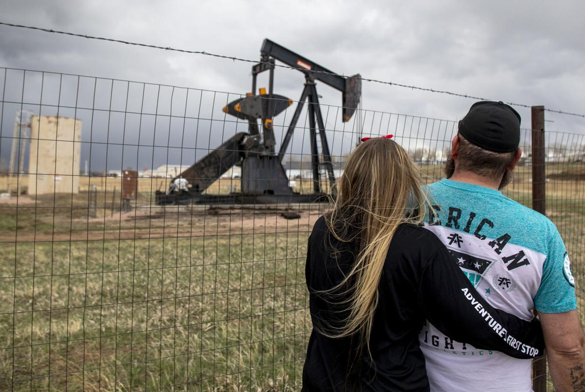 Hopeful for oil's return