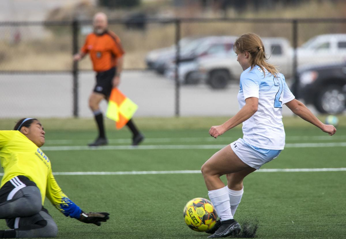 GC women's soccer vs Sheridan