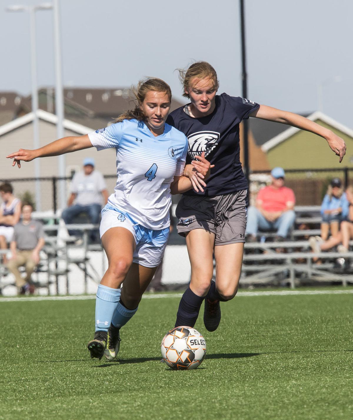 Pronghorns women's soccer vs Eastern Utah State University